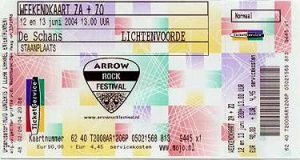 Ticket ARF 2004
